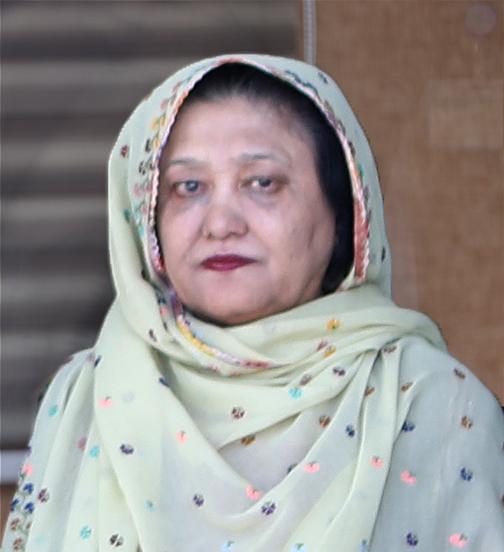 DR. Shahnaz Naseer Baloch